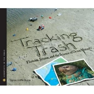 Tracking Trash Book Cover